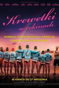 Krewetki w cekinach online / Les crevettes pailletées online (2019) | Kinomaniak.pl