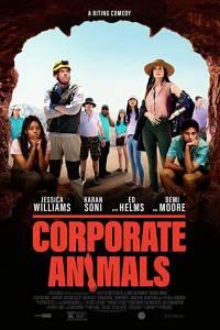 Korpoludki online / Corporate animals online (2019) | Kinomaniak.pl