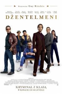 Dżentelmeni online / The gentlemen online (2020) - ciekawostki | Kinomaniak.pl