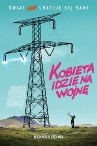Kobieta idzie na wojnę online / Kona fer í stríð online (2018) | Kinomaniak.pl