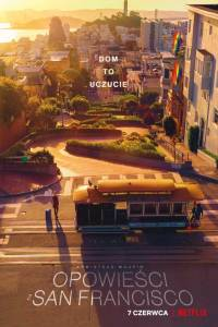 Opowieści z san francisco online / Tales of the city online (2019) | Kinomaniak.pl