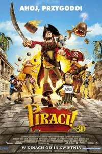 Piraci! online / Pirates! band of misfits, the online (2012) | Kinomaniak.pl