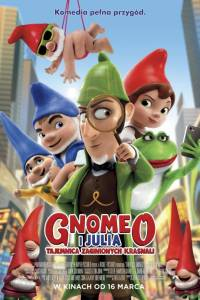 Gnomeo i julia. tajemnica zaginionych krasnali online / Sherlock gnomes online (2018)   Kinomaniak.pl