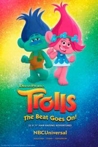 Trolle: impreza trwa! online / Trolls: the beat goes on! online (2018-25) | Kinomaniak.pl