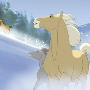 Mustang z dzikiej doliny online / Spirit: stallion of the cimarron online (2002)   Kinomaniak.pl