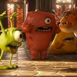 Uniwersytet potworny online / Monsters university online (2013) | Kinomaniak.pl
