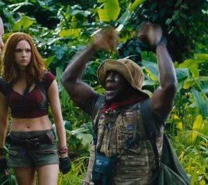Jumanji: przygoda w dżungli online / Jumanji: welcome to the jungle online (2017)   Kinomaniak.pl