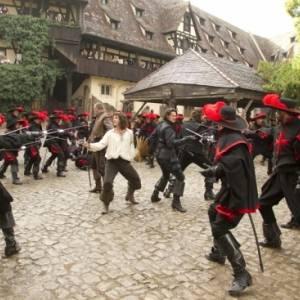 Trzej muszkieterowie 3d online / Three musketeers, the online (2011) | Kinomaniak.pl