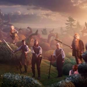 Opowieści z narnii: podróż wędrowca do świtu online / Chronicles of narnia: the voyage of the dawn treader, the online (2010) | Kinomaniak.pl