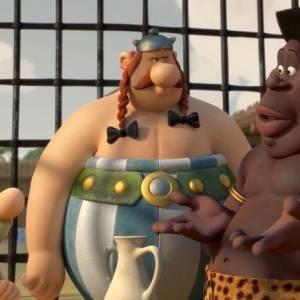 Asteriks i obeliks: osiedle bogów online / Astérix: le domaine des dieux online (2014) | Kinomaniak.pl