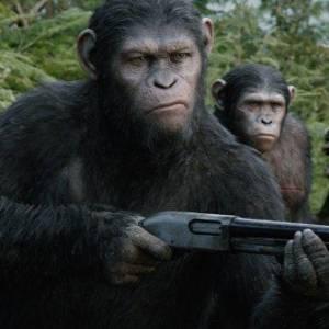Ewolucja planety małp online / Dawn of the planet of the apes online (2014) | Kinomaniak.pl