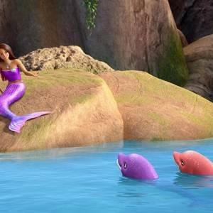 Barbie: delfiny z magicznej wyspy online / Barbie: dolphin magic online (2017) | Kinomaniak.pl